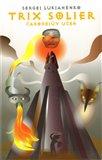 Trix Solier - Čarodějův učeň - obálka