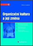 Organizační kultura a její změna - obálka