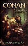Conan a svatyně démonů - obálka