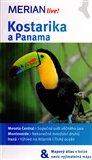 Kostarika a Panama - Merian Live! - obálka