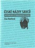 České názvy savců (Historicko-etymologická studie) - obálka