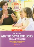 Jak mluvit, aby se děti lépe učily (doma i ve škole) - obálka