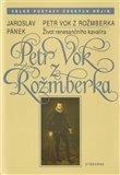 Petr Vok z Rožmberka - obálka