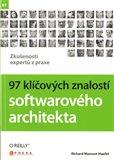 97 klíčových znalostí softwarového architekta (Zkušenosti expertů z praxe) - obálka