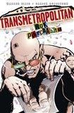 Rok parchanta (Transmetropolitan 3) - obálka