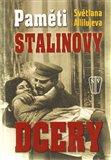Paměti Stalinovy dcery - obálka