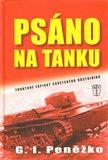 Psáno na tanku (Frontové zápisy sovětského důstojníka) - obálka