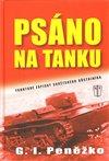 Obálka knihy Psáno na tanku