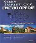 Velká turistická encyklopedie - Karlovarský kraj - obálka
