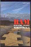 BAM - Bajkalsko-amurská magistrála - obálka