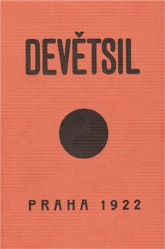 Obálka titulu Revoluční sborník Devětsil