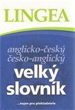 Velký anglicko-český, česko anglický slovník - obálka