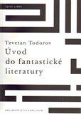 Úvod do fantastické literatury - obálka