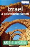 Izrael a palestinská území - Lonely Planet - obálka