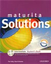 Maturita Solutions Intermediate Student´s Book + CD-ROM Czech Edition
