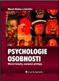 Psychologie osobnosti - obálka