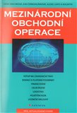 Mezin&#225;rodn&#237; obchodn&#237; operace - oblka