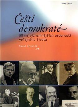 Obálka titulu Čeští demokraté