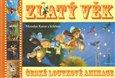 Zlatý věk české loutkové animace + DVD - obálka