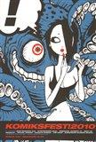 KomiksFest! 2010 + DVD - obálka