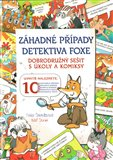 Z&#225;hadn&#233; p&#237;pady detektiva Foxe - oblka