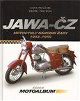 Jawa - ČZ (Motocykly národní řady 1954 - 1959) - obálka