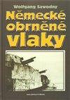Obálka knihy Německé obrněné vlaky