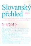 Slovanský přehled č. 3-4/2010 (Vědecká revue k dějinám střední, východní a jihovýchodní Evropy) - obálka