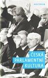 Česká parlamentní kultura - obálka