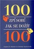 100 způsobů jak se dožít 100 - obálka