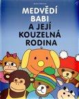 Medvědí Babi a její kouzelná rodina - obálka