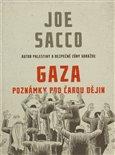 Gaza (Poznámky pod čarou dějin) - obálka