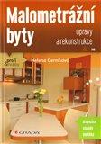 Malometrážní byty ( úpravy a rekonstrukce) - obálka