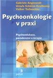 Psychoonkologie v praxi - obálka