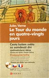 Cesta kolem světa za osmdesát dní / Le Tour du monde en quatre-vingts jours - obálka