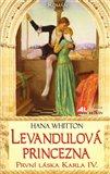 Levandulová princezna (První láska Karla IV.) - obálka