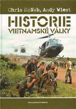 Obálka titulu Historie vietnamské války