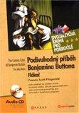 Podivuhodný příběh Benjamina Buttona / The Curious Case of Benjamin Button - obálka