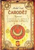 Čaroděj (Tajemství nesmrtelného Nikolase Flamela 2) - obálka