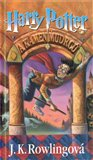 Harry Potter a Kámen mudrců - obálka
