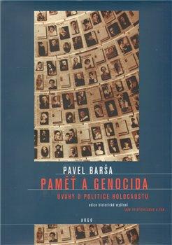 Obálka titulu Paměť a genocida
