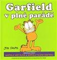Garfield v plné parádě - obálka
