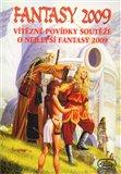 Fantasy 2009 (Vítězné povídky ze soutěže O nejlepší fantasy) - obálka