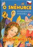 O Sněhurce - Dvojjazyčná pohádka - obálka