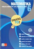 Matematika 6 (Dokážeš to!) - obálka