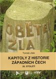 Kapitoly z historie západních Čech 20. století - obálka