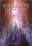 Světlo elfů-kniha 2 - obálka