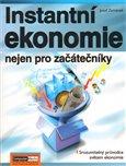 Instantní ekonomie nejen pro začátečníky - obálka