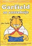 Garfield se roztahuje - obálka