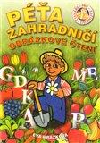 Péťa zahradničí (Obrázkové čtení) - obálka